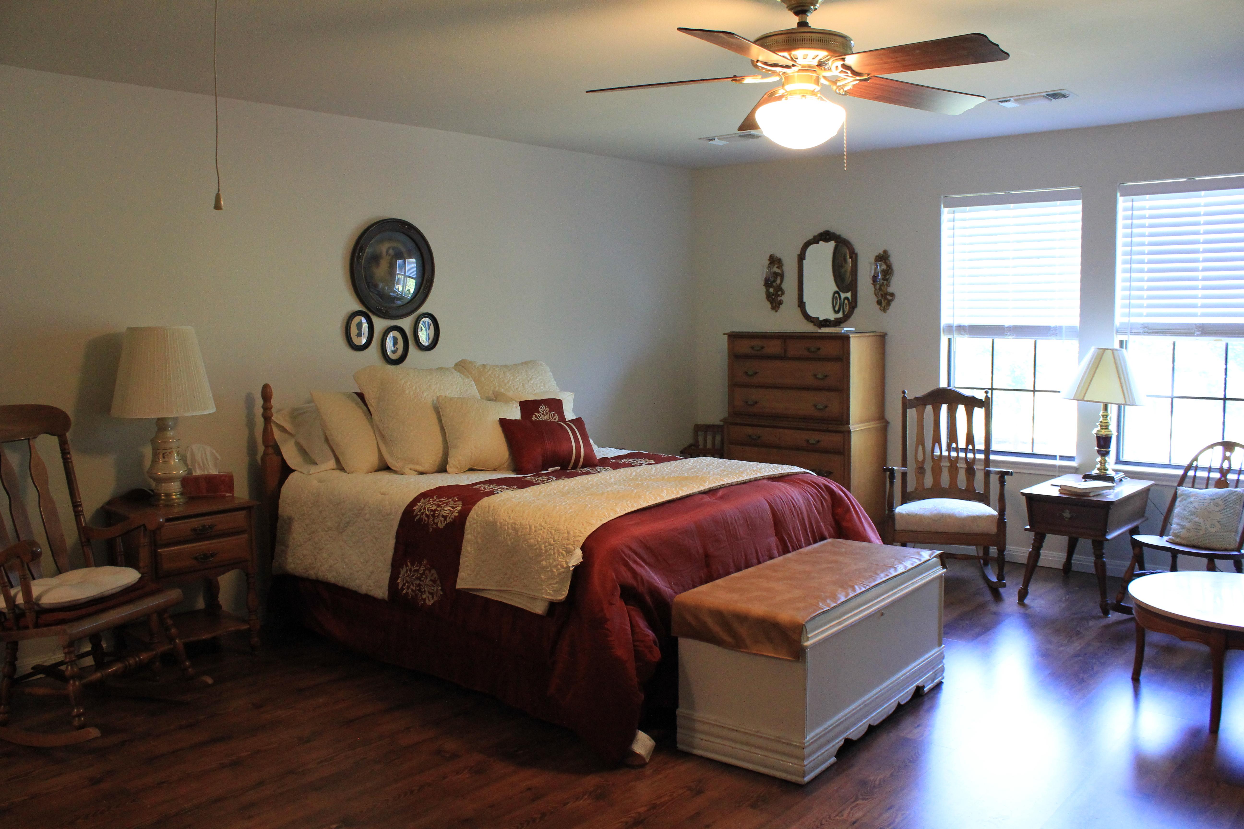 Hawk's Nest Bedroom