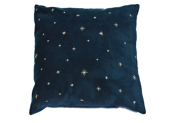 Star Cushion - Tapestry - Embroidery