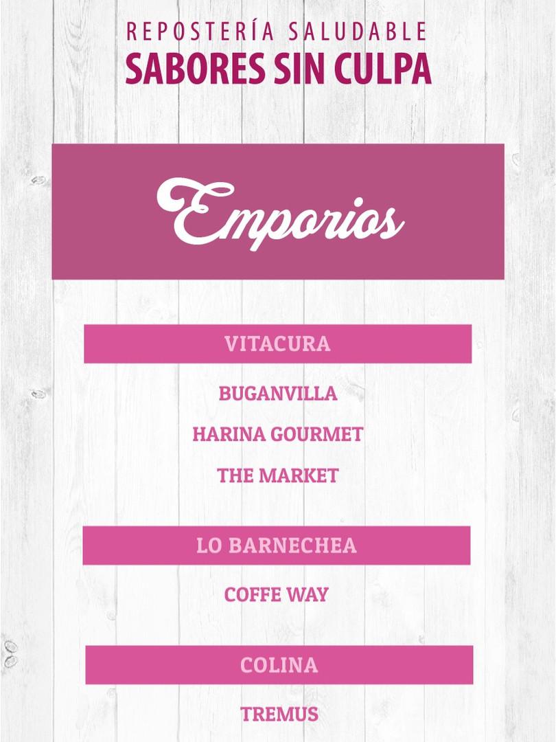 Emporios: Vitacura - Lo Barnechea - Colina