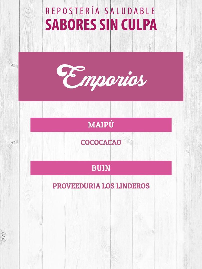 Emporios: Maipú - Buin