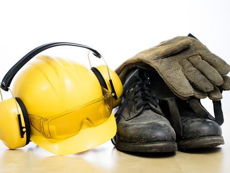 A importância do EPI no ambiente de trabalho