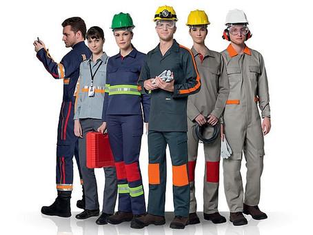Investindo em uniformes de segurança