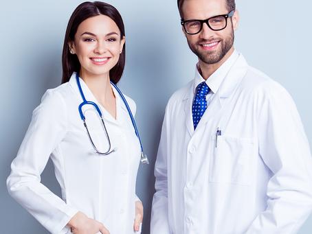 A importância do uniforme médico
