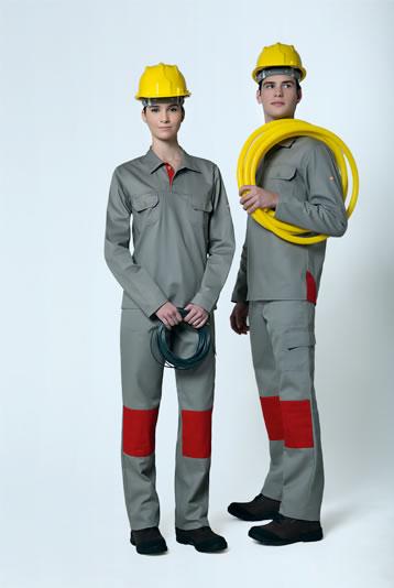uniforme profissional