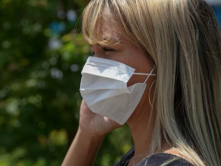 Veja os 7 erros mais comuns na hora de usar a máscara na prevenção ao Coronavírus