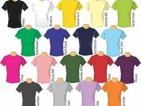 Qual a cor ideal para o seu uniforme?