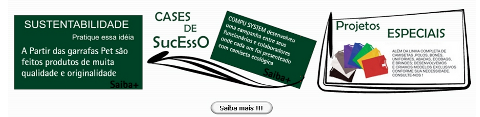 Inove Uniforme Profissional, social, operacional,promocional,ecobag,ecologico,sustentavel