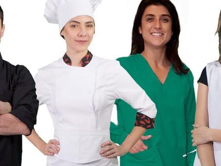 Porque usar uniformes dentro da empresa?