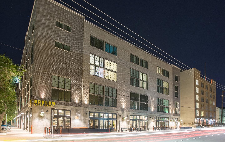 warehouse loft apartment exterior.  WAL Exterior 2 edited Warehouse Artist Lofts Sacramento CA