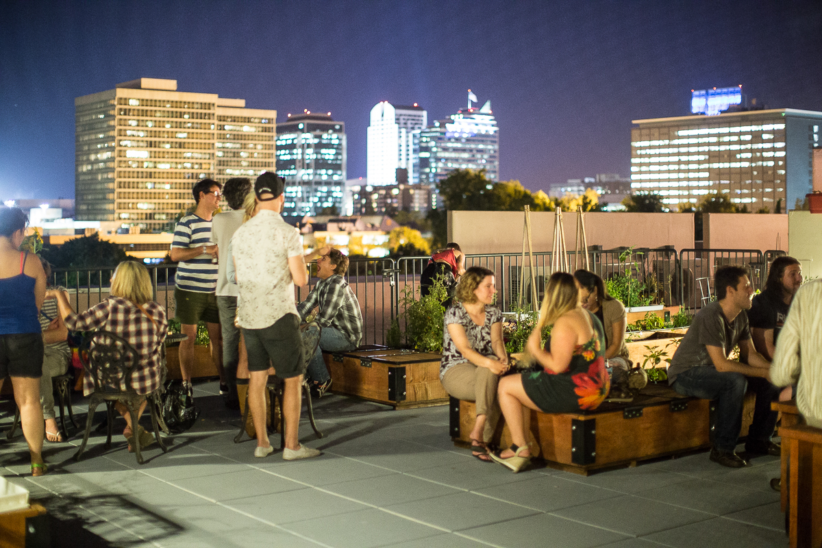 WAL - Rooftop Community Event 2