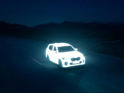 BMW HYBRID FILM ADVERTISEMENT