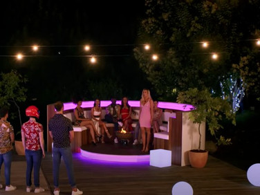 Just Eat couples up with Love Island Rec
