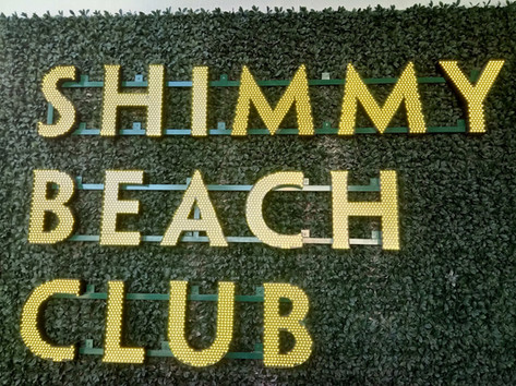 SHIMMY BEACH CLUB - CAPE TOWN