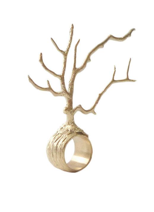 Anillo Joshua Tree, Uncloudy, Patricia Alvarez