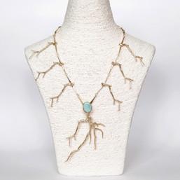"""DEAD TREE"" Necklace"