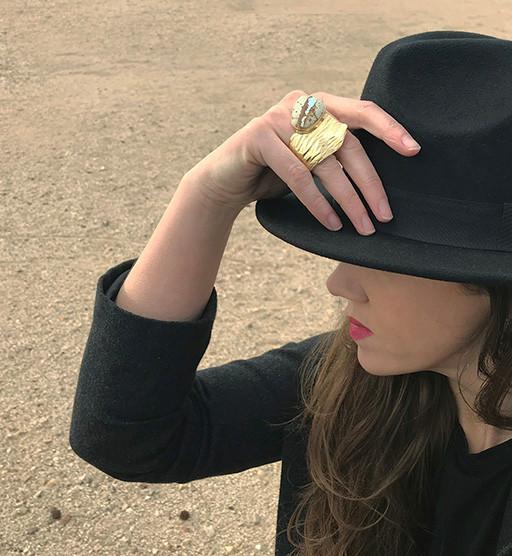 Antelope Canyon Ring