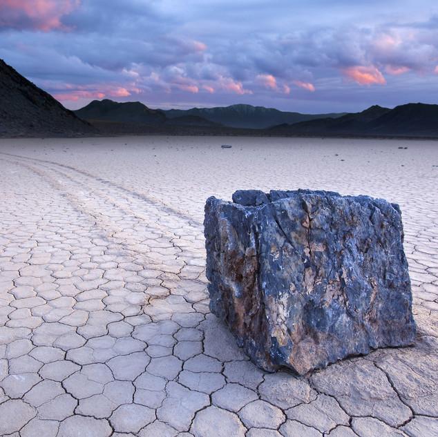 Racetrack Playa, Death Valley, California