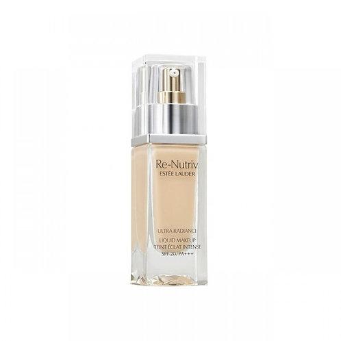 白金粉底液 1CO RE-NUTRIV Ultra Radiance Liquid Makeup SPF 20 #1C0