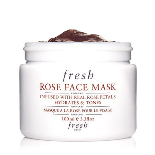 玫瑰保濕面膜 (適合所有膚質) 100 ml 3.3 oz Rose Face Mask (For All Skin Types) 100 ml 3.3 oz