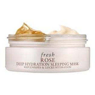玫瑰深層保濕睡眠面膜 35ml*2 Rose Deep Hydration Sleeping Mask 2 x 35 ml