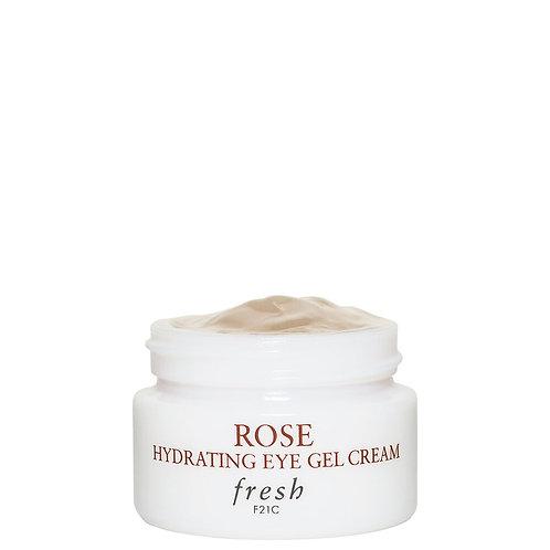 玫瑰保濕水凝眼霜 0.5 oz 15 ml Rose Hydrating Eye Gel Cream 0.5 oz 15 ml