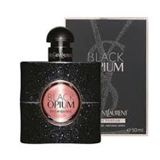 黑鴉片淡香精 50ml Black Opium Edp 50ml