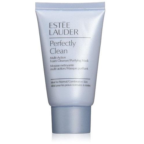 雅詩蘭黛 深層淨肌潔面泡沫 30ml Estee Lauder Multi-Action Foam Cleanser/Purifying Mask 30ml