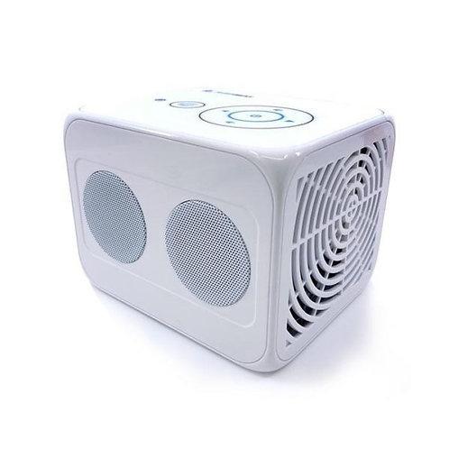 【消滅病毒塵蟎】AURABEAT – 空氣淨化器音箱
