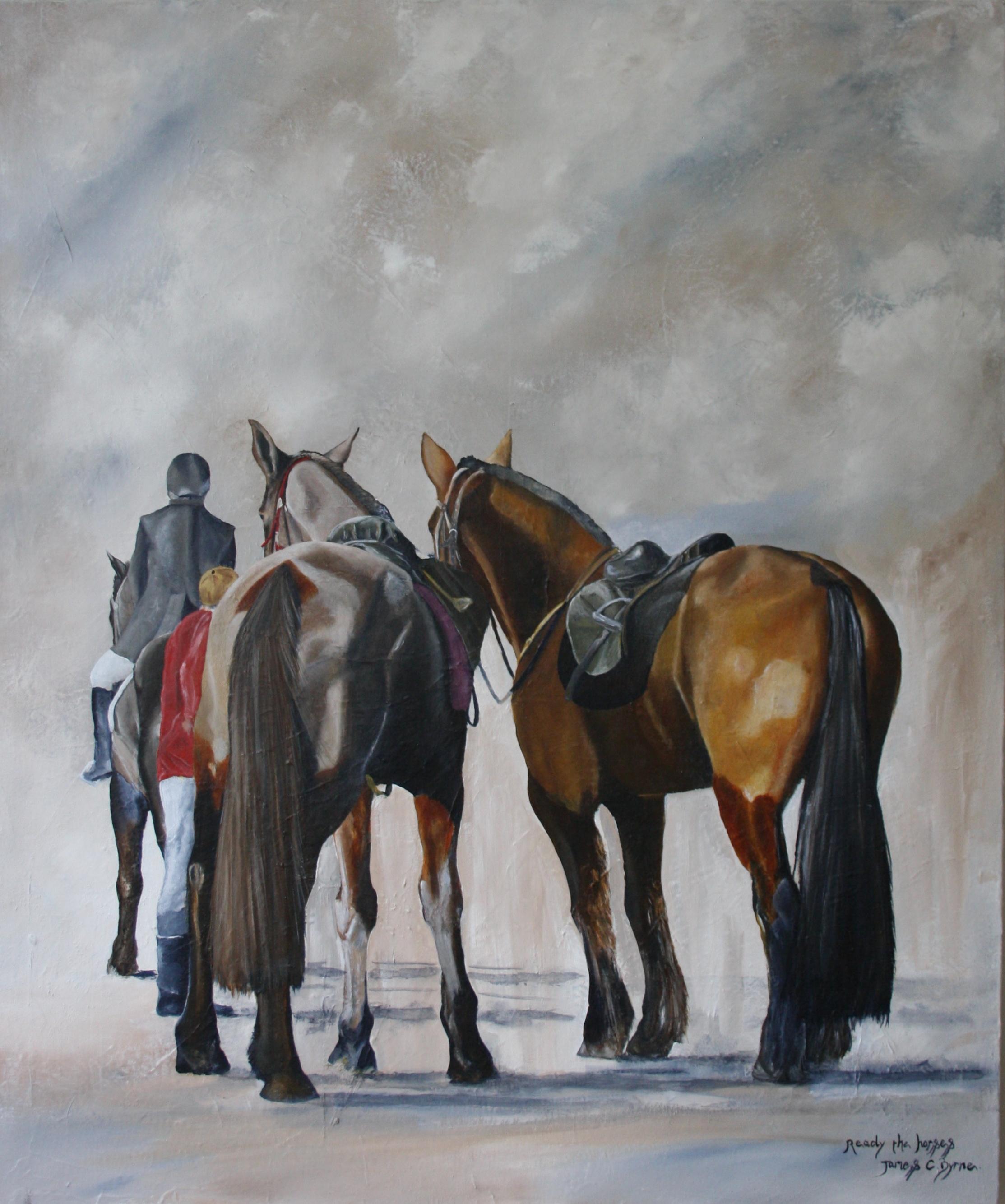 Ready The Horses  890 €