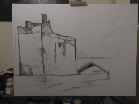 Carrigadrohid castle, finished and sold