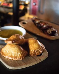 Handmade Empanads and Stuffed Dates