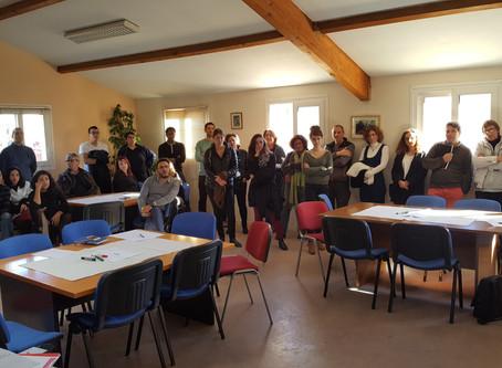 Le World Café en réunion inter-établissement