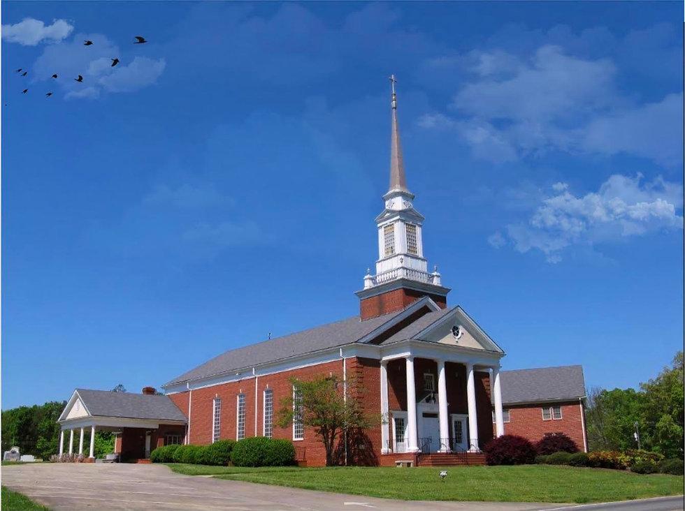 Mt. Hope UCC Church Building