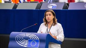 Sara Cerdas quer Parlamento Europeu com voz ativa na construção da nova Autoridade HERA
