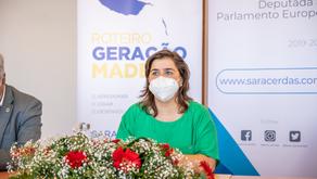 Sara Cerdas questiona Comissão Europeia sobre estratégia para o envelhecimento ativo