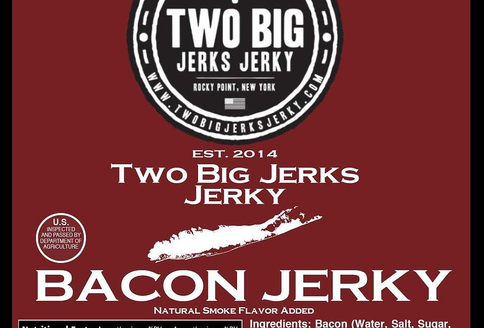 """""""Sweet Piggy"""" - Maple Bacon Jerky"""