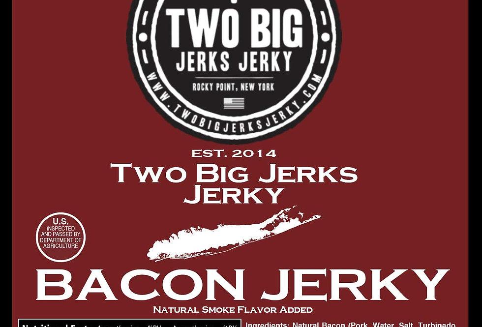 Big Jerk BBQ Bacon Jerky