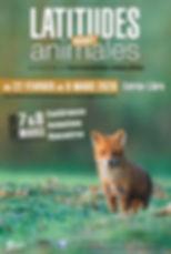 Affiche Latitudes Animales 2020