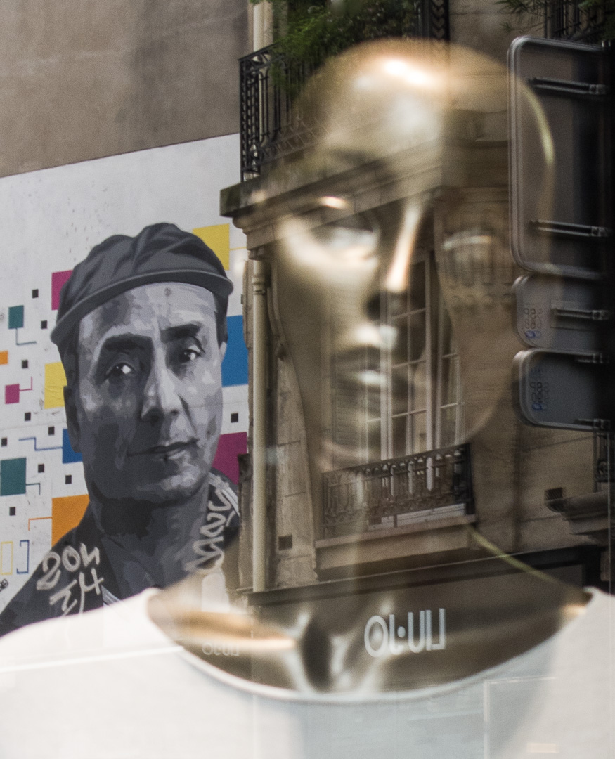 Two Faces, Paris