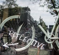 Reflective Amsterdam