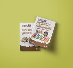Product Brochures Mock Up