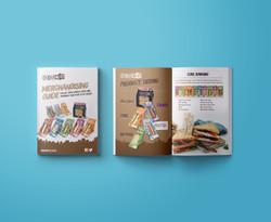 Merchandising Guide Mock Up