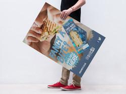 Tuna Mayo Poster Mockup