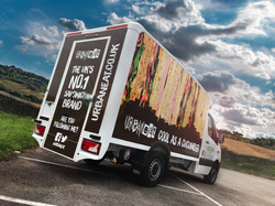Delivery Vehicle Graphics 2