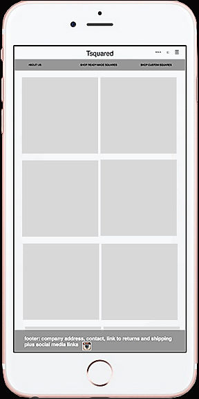 Tsquared_IOS Wireframe_Shopping Gallery by Tamara