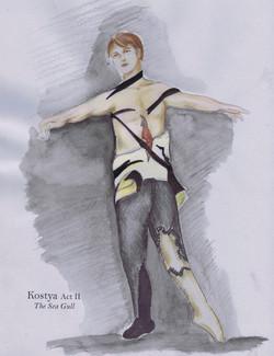 Tamara Design_Costume Sketch_Seagull