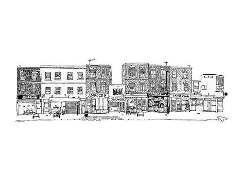 'BRADBURY STREET'