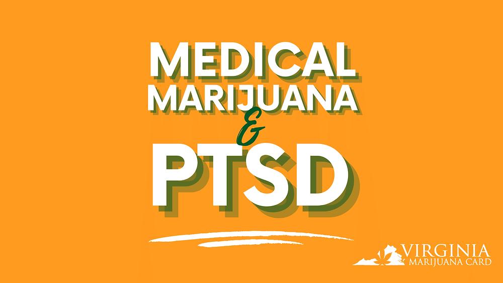 Medical marijuana and ptsd