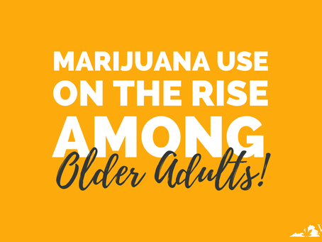 Medical Marijuana Use Among Senior Citizens On the Rise