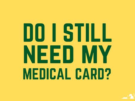 Do I Still Need a Medical Marijuana Card Now That Recreational Cannabis is Legal in Virginia?